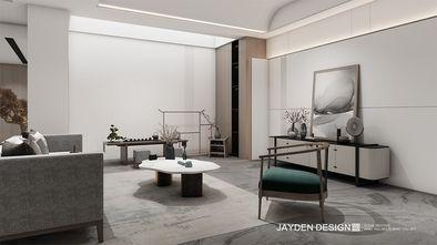 20万以上140平米别墅中式风格影音室图片