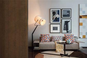 140平米一室一厅中式风格阳光房装修图片大全