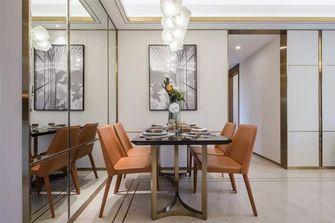 70平米三室一厅现代简约风格餐厅装修案例