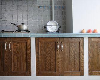 110平米三室一厅地中海风格厨房效果图