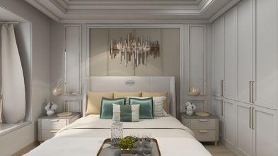 110平米三混搭风格卧室设计图