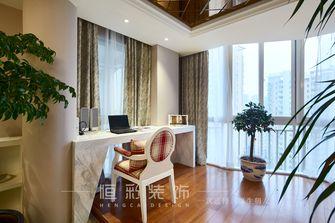 富裕型140平米四室两厅欧式风格阳光房装修图片大全