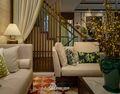 140平米三室两厅东南亚风格客厅装修效果图