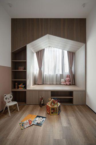 140平米四混搭风格儿童房装修图片大全