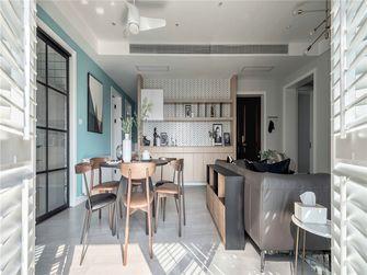 130平米四室两厅宜家风格餐厅图片