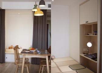 80平米公寓宜家风格影音室图片大全