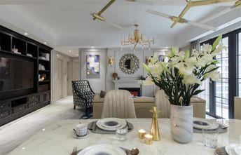 140平米四室两厅美式风格客厅装修案例