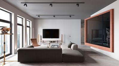 70平米宜家风格客厅设计图