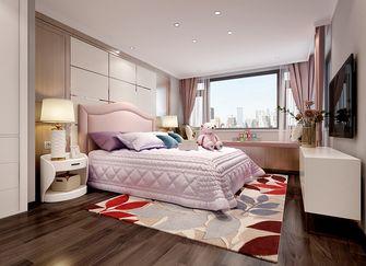 120平米三室一厅现代简约风格儿童房装修效果图