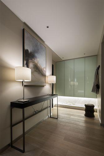 120平米三室一厅日式风格玄关装修图片大全