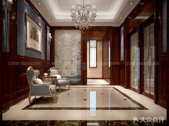 140平米别墅英伦风格走廊装修案例
