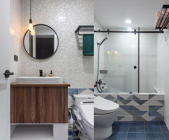 110平米三室三厅北欧风格卫生间装修效果图