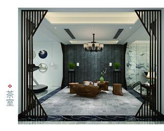 10-15万140平米三室两厅中式风格阳光房图