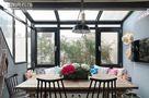 120平米三室两厅新古典风格餐厅家具欣赏图