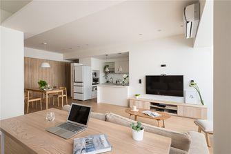 60平米混搭风格客厅装修效果图