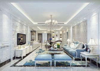 140平米四欧式风格客厅效果图