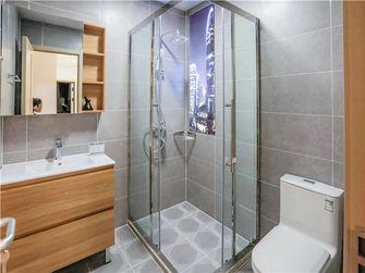 140平米一居室中式风格卫生间装修图片大全