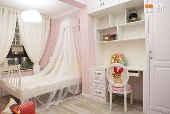 130平米三地中海风格儿童房装修图片大全