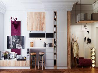 100平米三室一厅其他风格书房图片大全