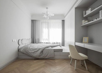 110平米三其他风格卧室图片大全