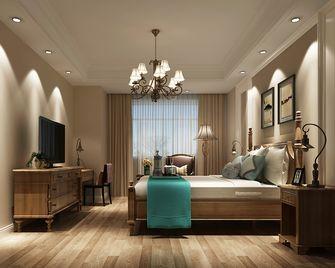 豪华型140平米三美式风格卧室欣赏图