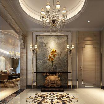 140平米四室两厅地中海风格玄关装修图片大全
