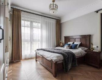 140平米四室两厅混搭风格卧室图