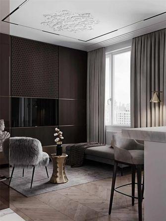 40平米小户型法式风格客厅设计图