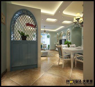 140平米四室一厅地中海风格玄关装修效果图