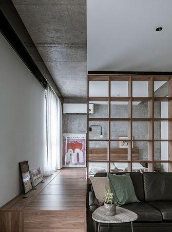 70平米一居室混搭风格卧室欣赏图
