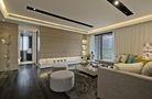 15-20万110平米三室两厅宜家风格影音室装修效果图