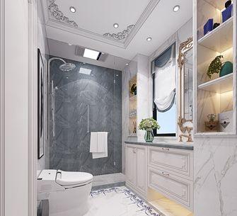 140平米四室一厅法式风格卫生间设计图