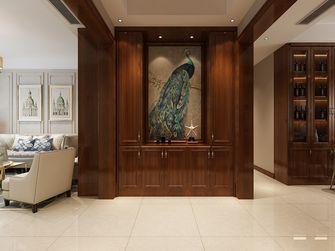 140平米三美式风格玄关设计图