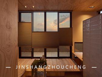60平米一居室日式风格阳台图片