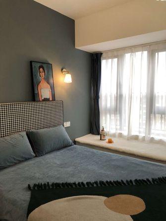 90平米三北欧风格卧室图