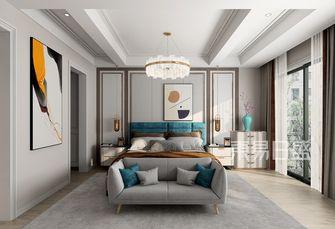 140平米四中式风格卧室图片大全