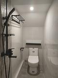 富裕型30平米以下超小户型美式风格卫生间图片