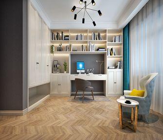 140平米三室两厅其他风格书房图片