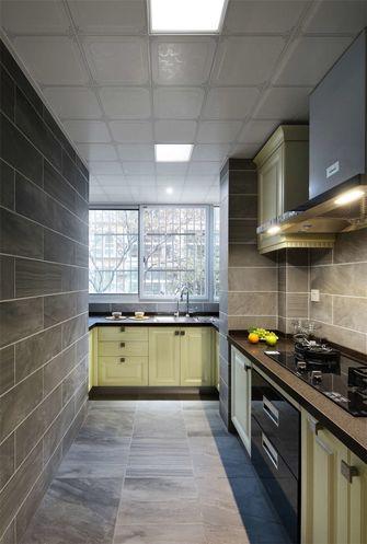 100平米三室两厅宜家风格厨房图片大全