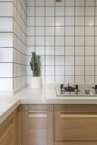 50平米一居室北欧风格厨房装修图片大全