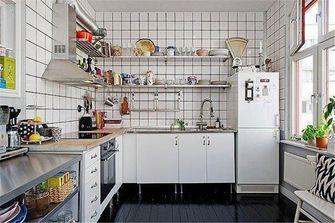 50平米公寓混搭风格厨房装修图片大全