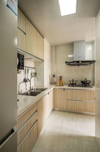 90平米三室两厅宜家风格厨房图