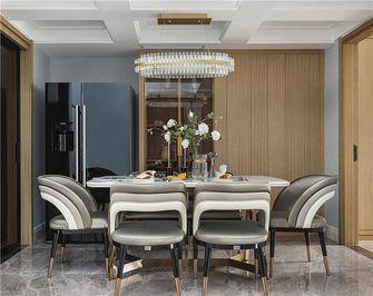 140平米复式宜家风格餐厅装修图片大全