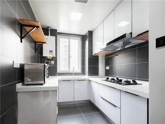 110平米三室一厅宜家风格厨房设计图
