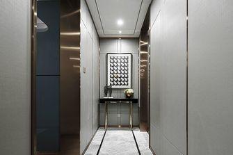 120平米三室两厅英伦风格走廊欣赏图