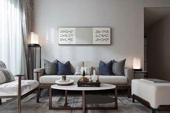 90平米三室一厅新古典风格客厅图