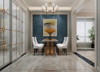 140平米四室两厅美式风格餐厅装修效果图