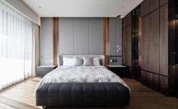 140平米四室三厅地中海风格卧室设计图