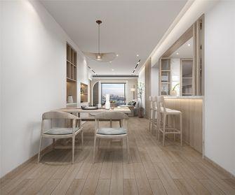 140平米四室三厅日式风格餐厅效果图