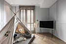 140平米现代简约风格储藏室欣赏图